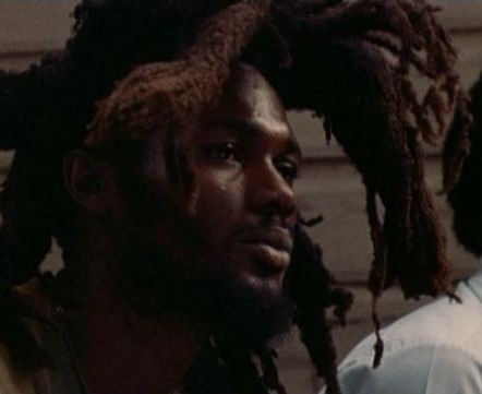Figure 3. Ras Daniel Hartman as Pedro in The Harder They Come, the first Rasta ever to appear in a feature film.
